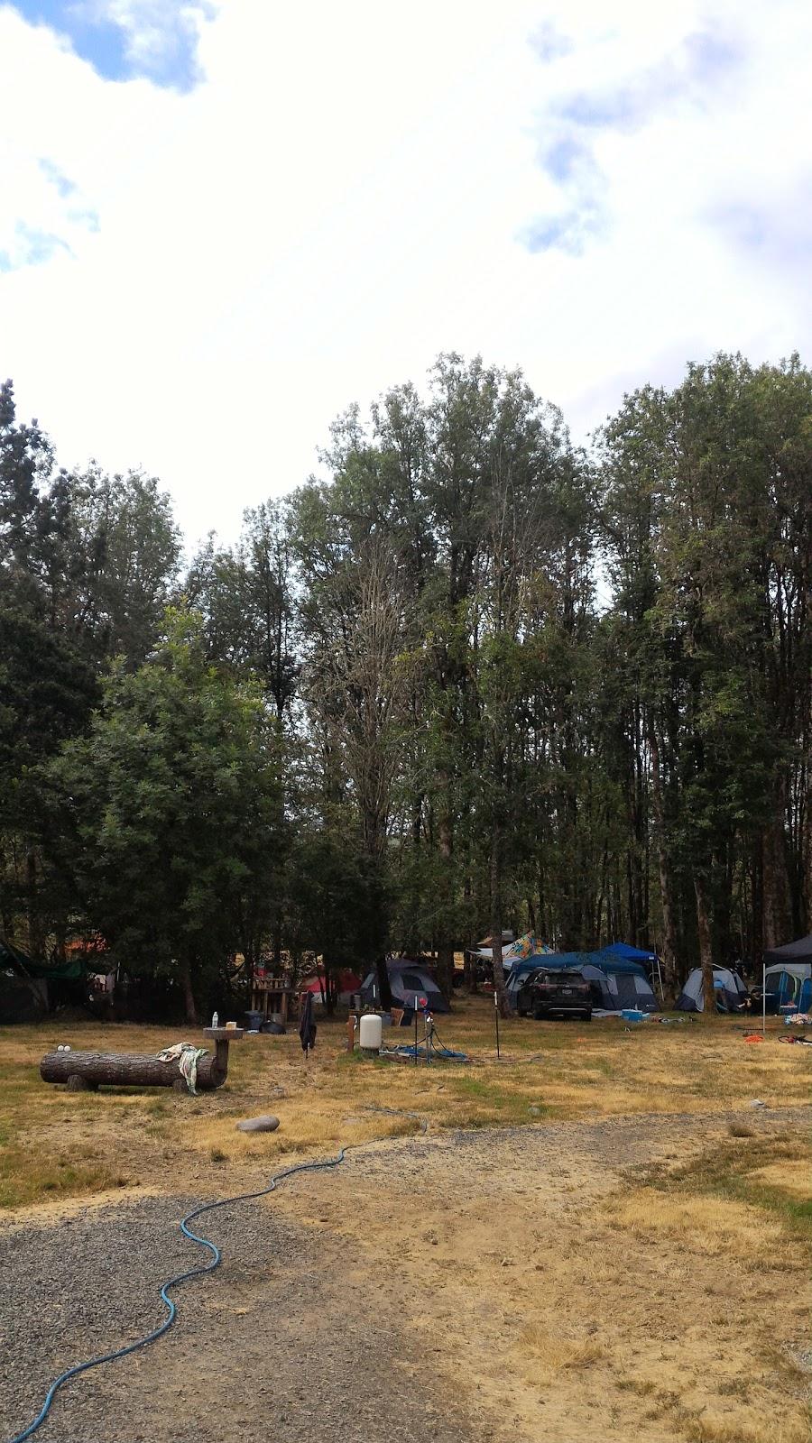 Hideaway Camp