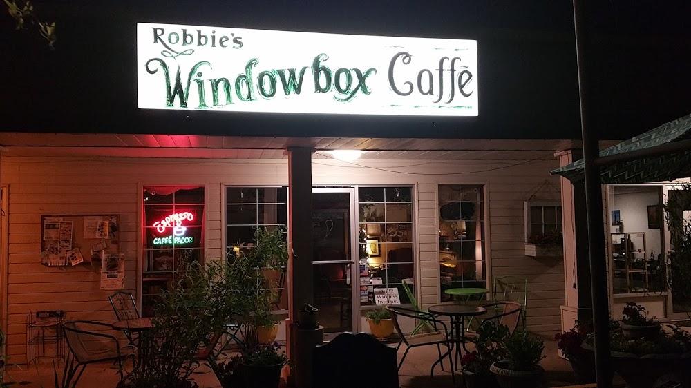 Windowbox Café